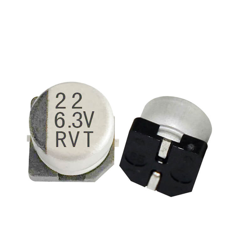 SMD electrolytic capacitor 6.3V22UF