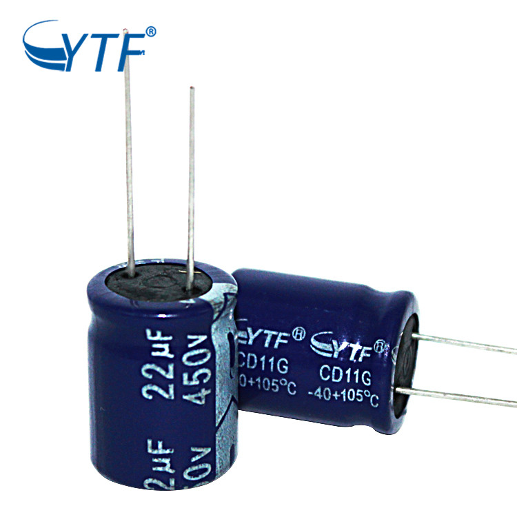 electrolytic capacitor polarity