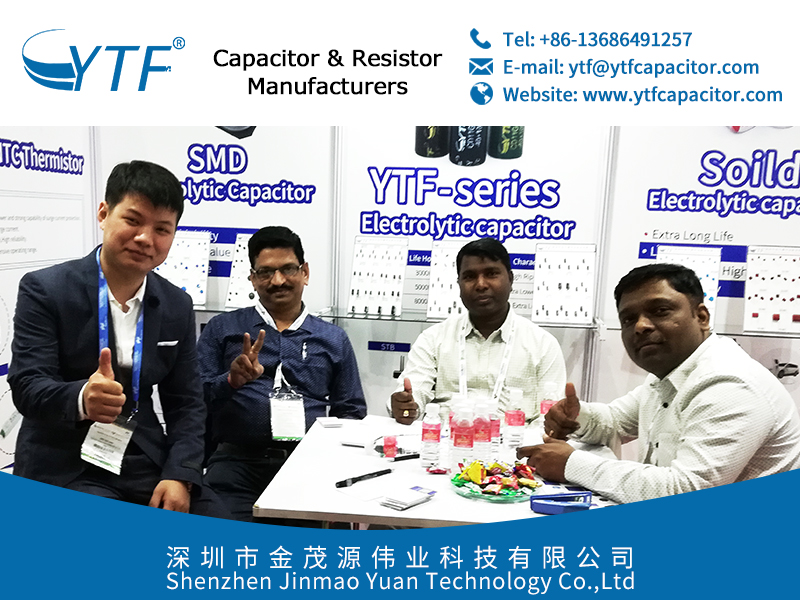 Business Negotiation--YTF Capacitor