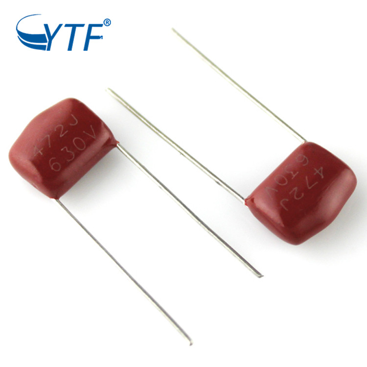 Overseas box film capacitor