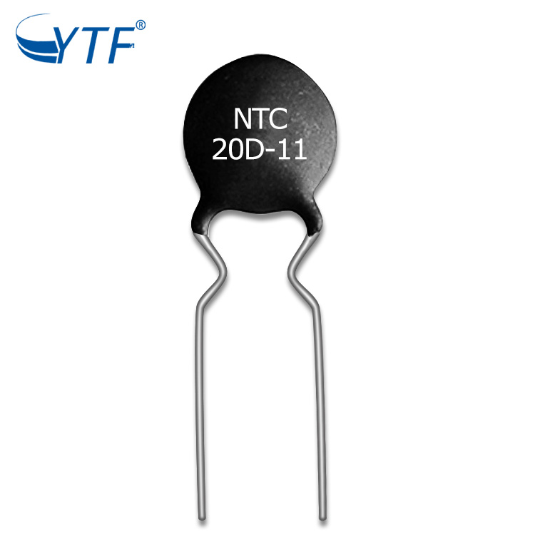 20d-11 MF72 Black NTC Thernistor series 20ohm Thermal Resistors