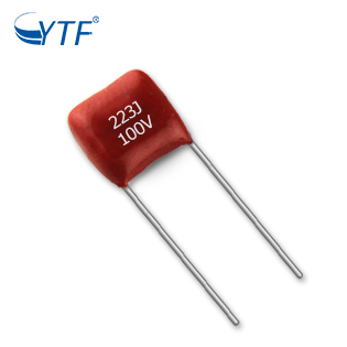 China Wholesale 223J 100V Polyester Film Capacitors For Sale