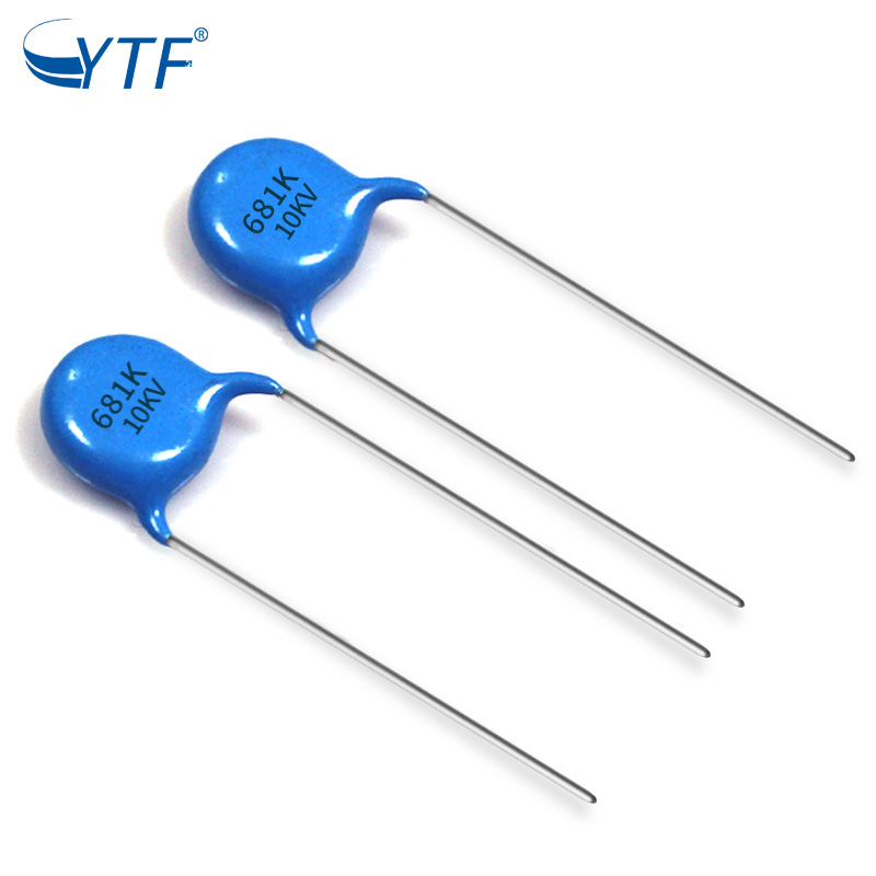 Hot Selling High Quality Multilayer 10kv 681k  Ceramic Capacitor