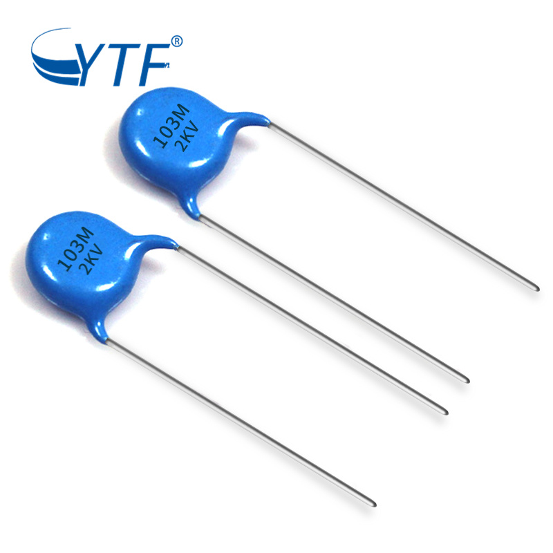 Suppliers With Radial Ceramic Capacitor  2kv 103m
