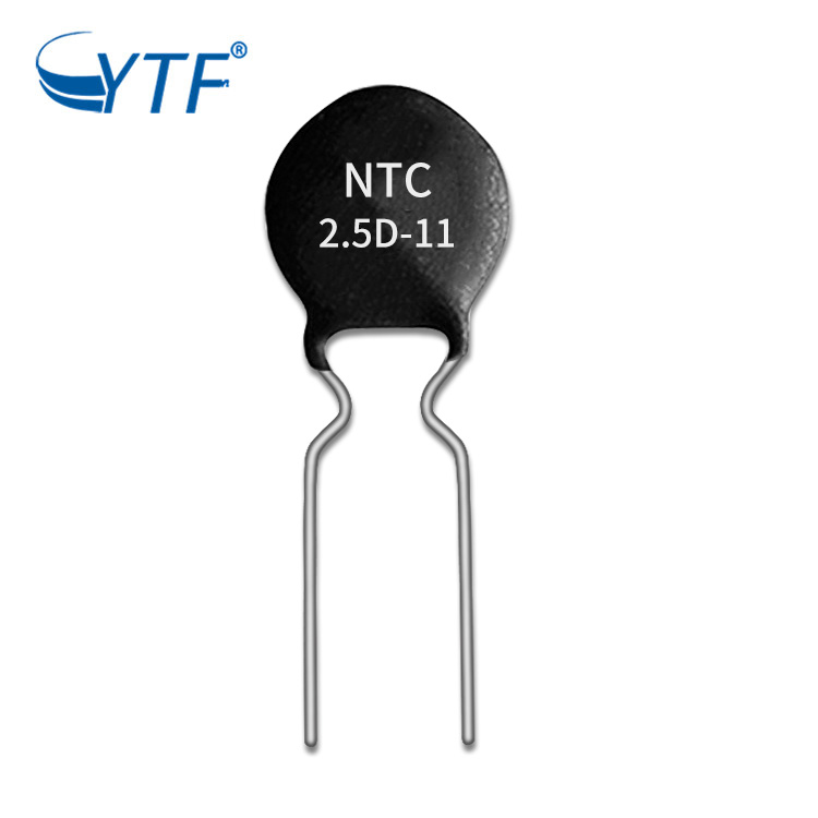 Little Consume Silicon 2.5d-11 NTC Thermistor Set For Surge Current Limit
