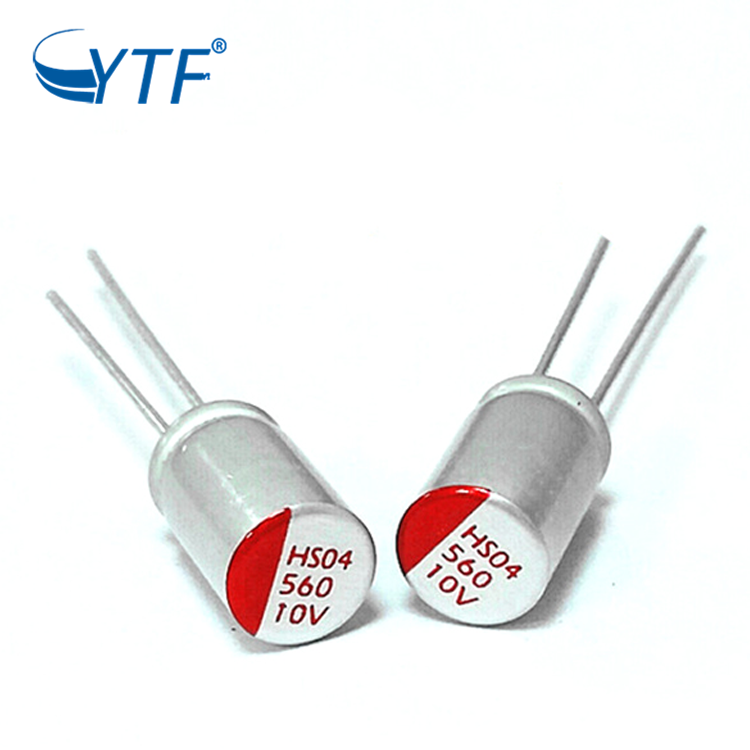 solid electrolytic capacitor 16v560UF