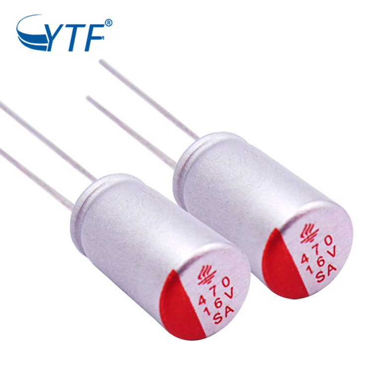 solid tantalum electrolytic capacitor
