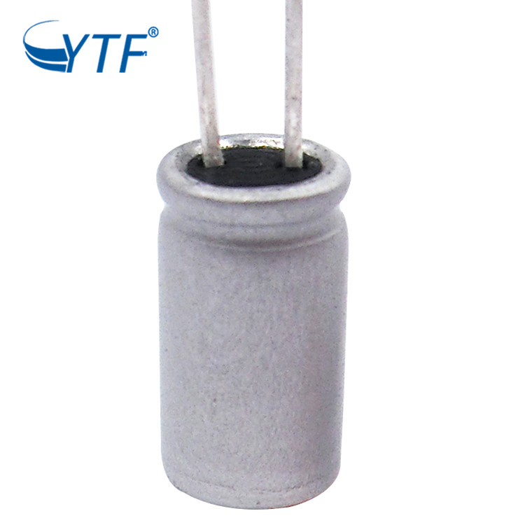 solid polymer electrolytic capacitor