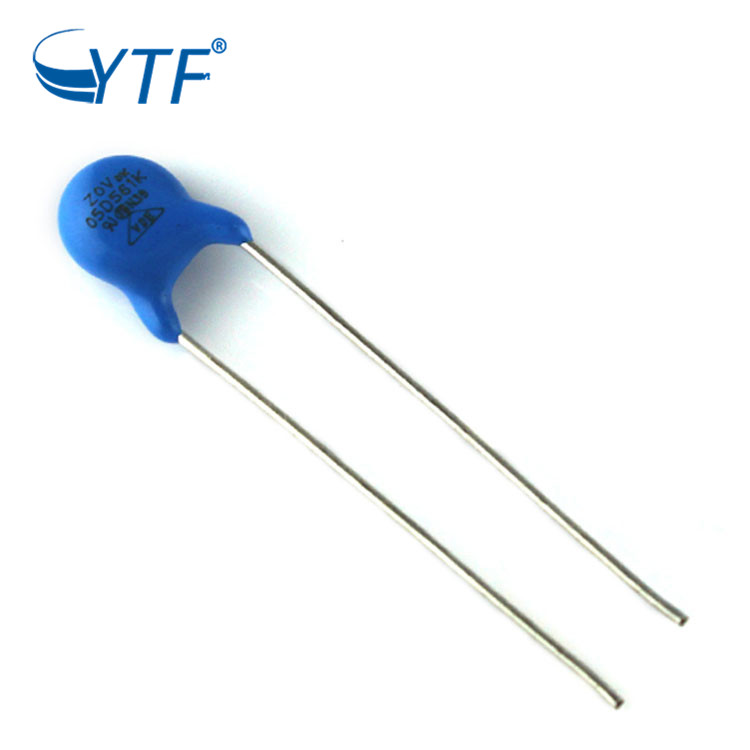 Factory Price High Voltage Good Quality Metal Oxide Varistor 5D561