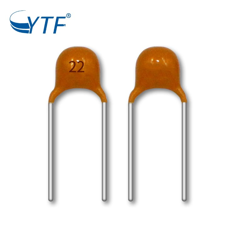 multilayer ceramic capacitor 50V 22P