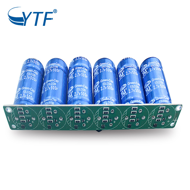 Factory Direct Sales Super Capacitor Battery 16V 83F Super Capacitor For Car