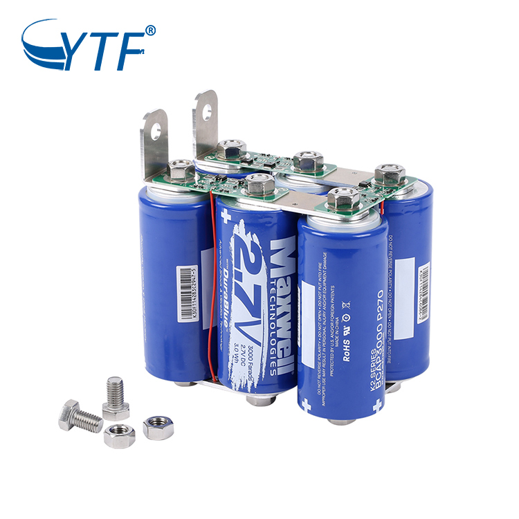 Wholesale 16V500F Farad Super Capacitor Power Bank