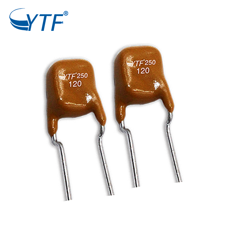 16V 7A High Quality Dip Straight Round Resettable Fuse PPTC