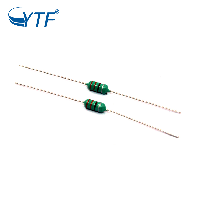 customized axial leaded inductor