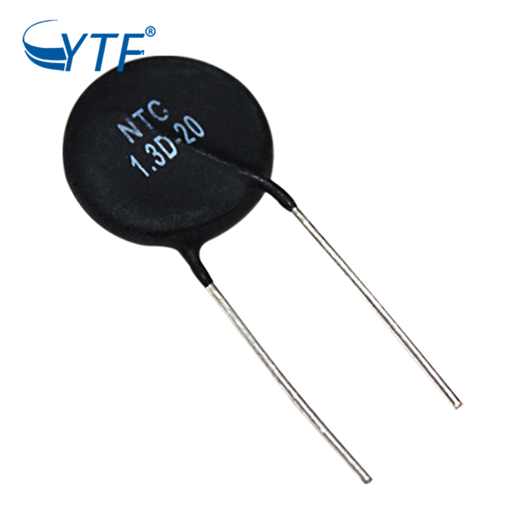 MF72 Serie 1.3D-20 radial lead power ntc thermistors