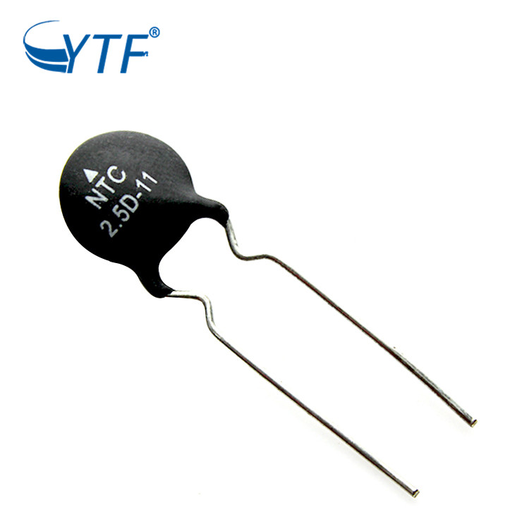 2.5D-11 power resistor mf72 ntc thermistor black ntc thermistor chip sensor