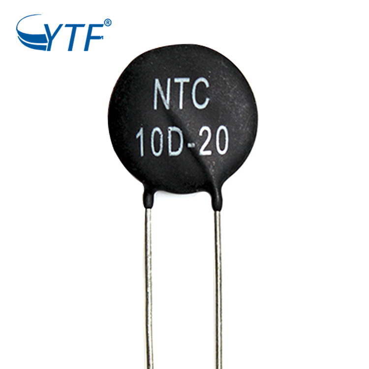 factory of High quality standard NTC thermistor 10D-20 in stock for india market