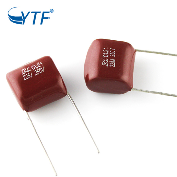 824j 400v metallized polypropylene film capacitor