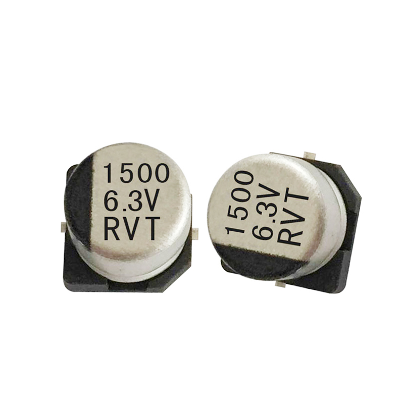 Unexpected surprise:Customer feedback----SMD caps 6.3v 1500uf