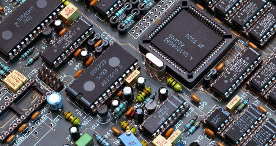 The working principle of integrated circuits