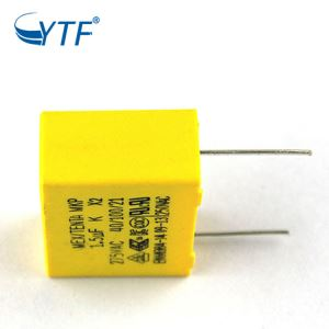 1.5UF 275VAC x2 Capacitors