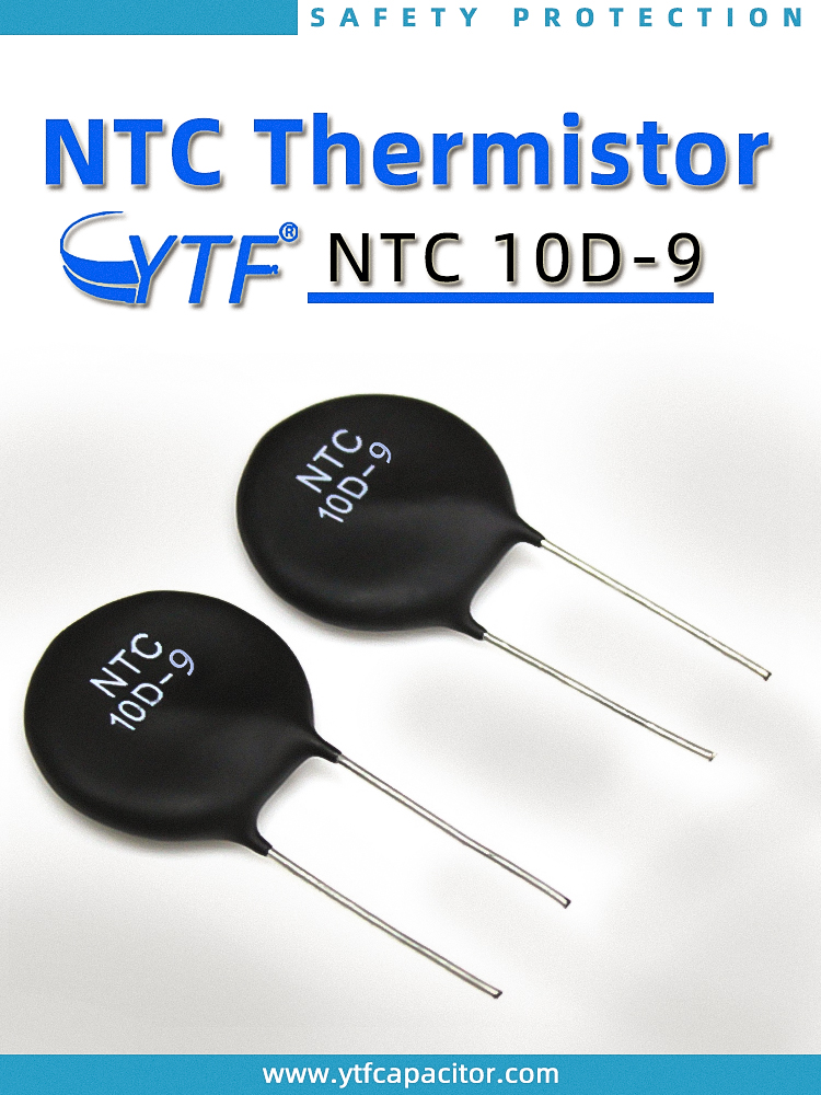 Temperature sensor with thermistor