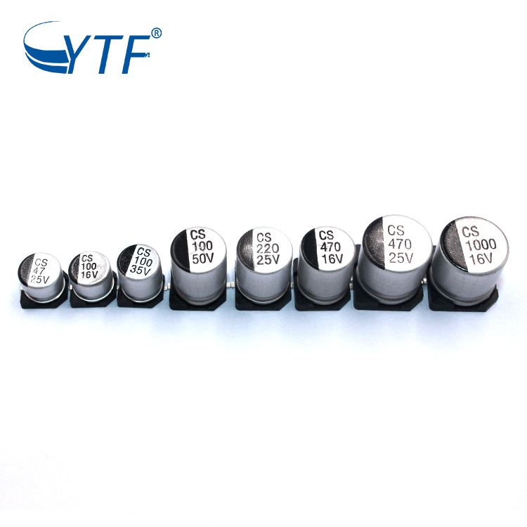 100uf 6.3v smd electrolytic capacitor