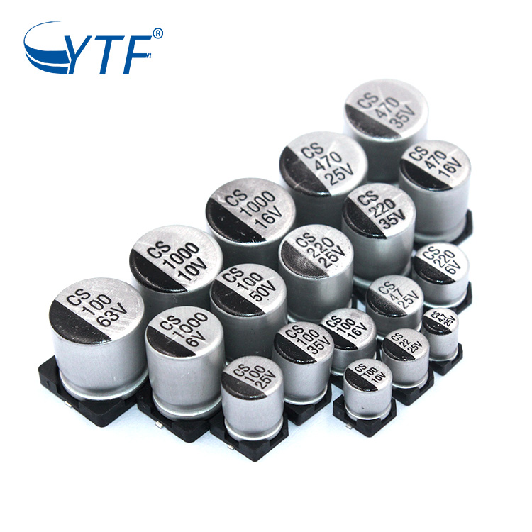 high voltage smd capacitor