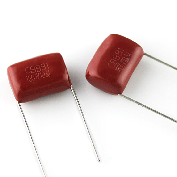 YTF Capacitor Manufacturer Polyester Film Capacitor