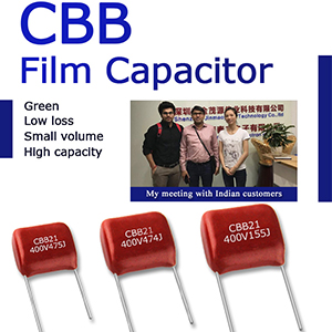 How to deal with customers 150,000 orders--YTF CBB FILM CAPACITOR