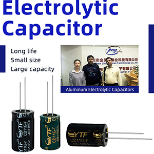I And My A Customer's $30,000 Transaction Story(1)--YTF Electrolytic Capacitor