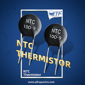 NTC Thermistors are widely used in the electronics field
