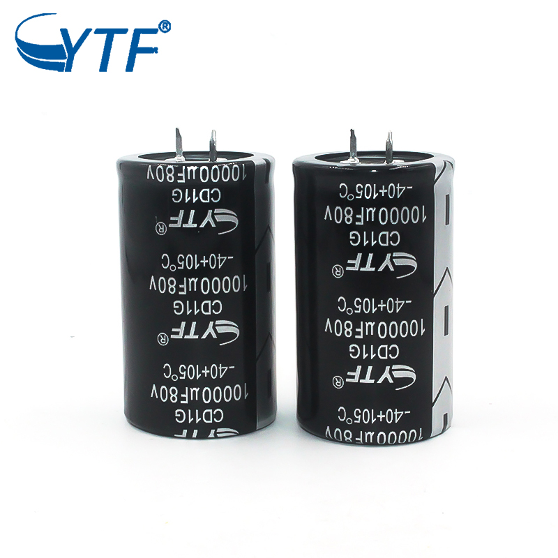 Factory price snap in capacitor 2