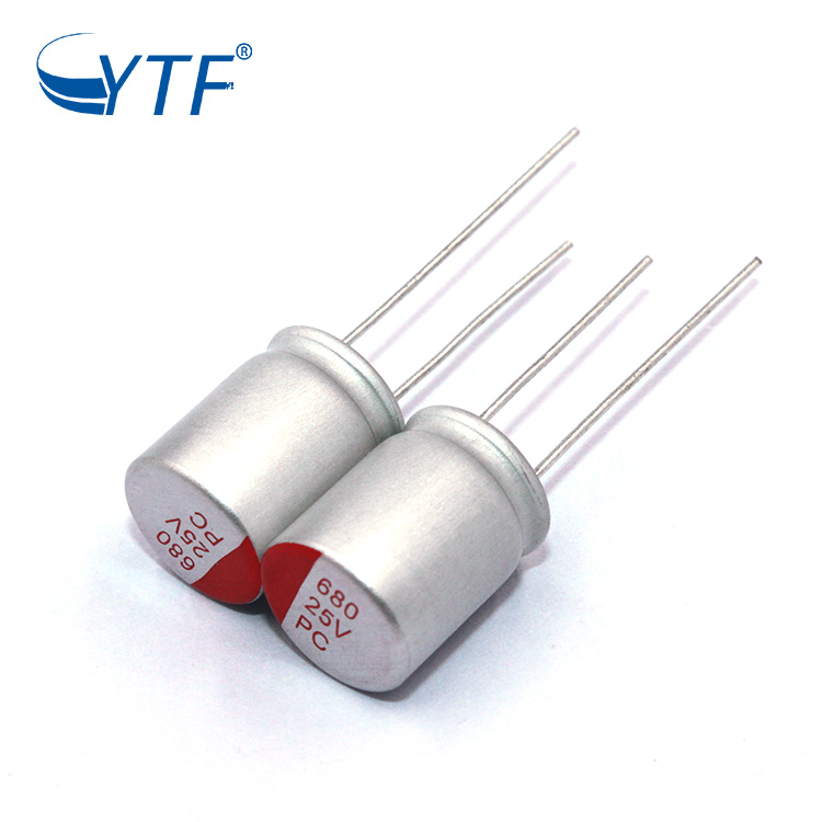 Wholesale solid tantalum capacitor 25v 680uf for motherboard