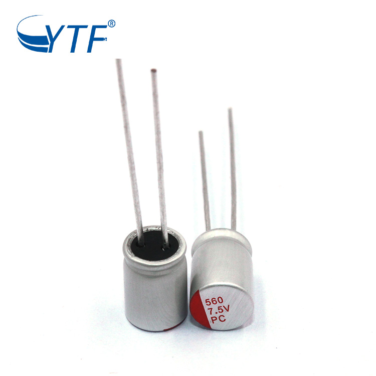 Electrolytic Capacitor 7.5v 560uf