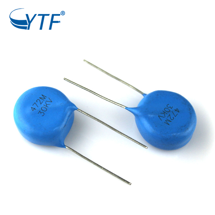 China manufacture ceramic capacitor
