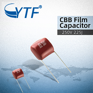 CBB capacitor principle application