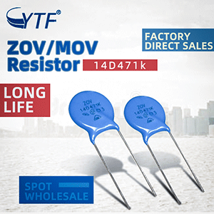 10d471k varistor parameters and effect