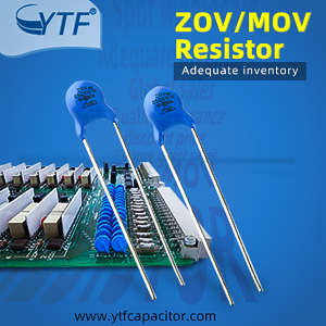 Why is your zov varistor damaged?