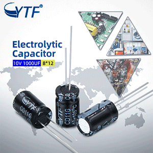 The Difference Between Electrolytic Capacitors and Non-polar Capacitors(2)