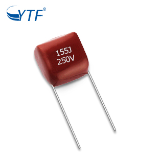 2018 YTF Brand CBB21 Film Capacitor Popular Model 1.5uf 155j 250V