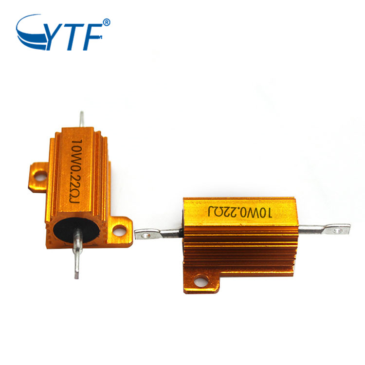 Housed Braking Wirewound Power resistor